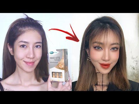 Hướng Dẫn Makeup Theo Style Hot TikTok [ Vanmiu là Beauty ]