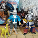 ANTARCTIC PRESS TOYS :: Stan Sakai's 'USAGI YOJIMBO' { Basic v. } viii ..w/ 2017 Warrior Horse & Samurai Usagi Yojimbo set (( 1998 ))