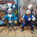 ANTARCTIC PRESS TOYS :: Stan Sakai's 'USAGI YOJIMBO' { Basic v. } iv ..w/ 1989 Usagi Yojimbo  (( 1998 ))