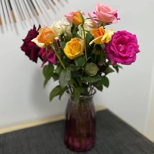 roses from nanna