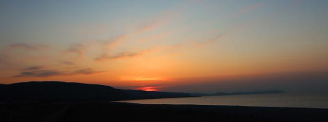 Sunset at Six