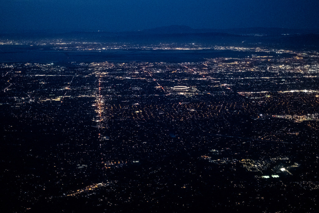 South Bay Area from Above // last in series