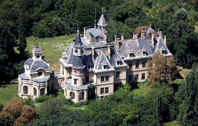 2014.  Tura - Schossberger Castle.