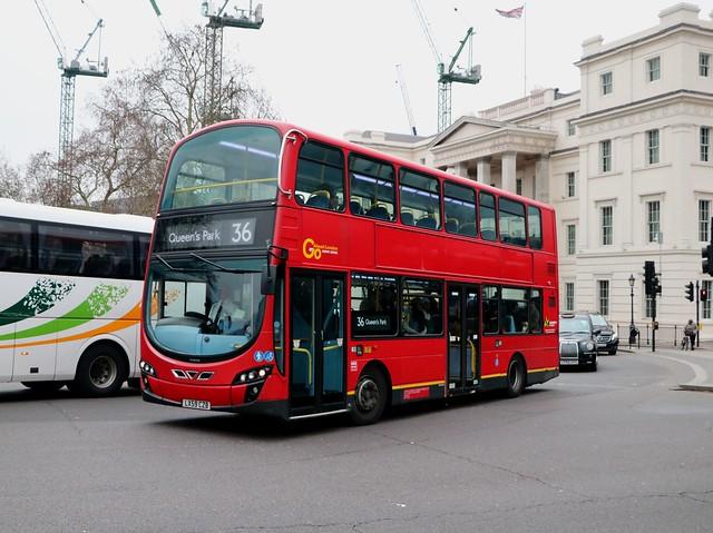 Go Ahead London Central - WVL285 - LX59CZB