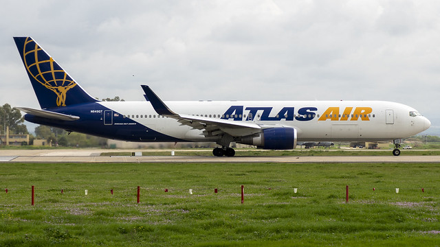 N649GT Boeing 767-375(ER) Atlas Air