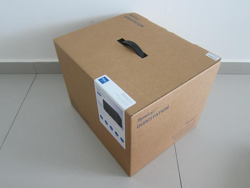 DS1621+ - Box