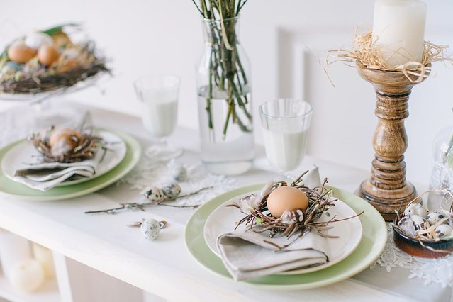 Nest Place Settings