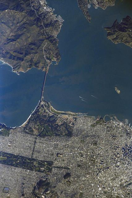 Golden Gate Bridge, variant