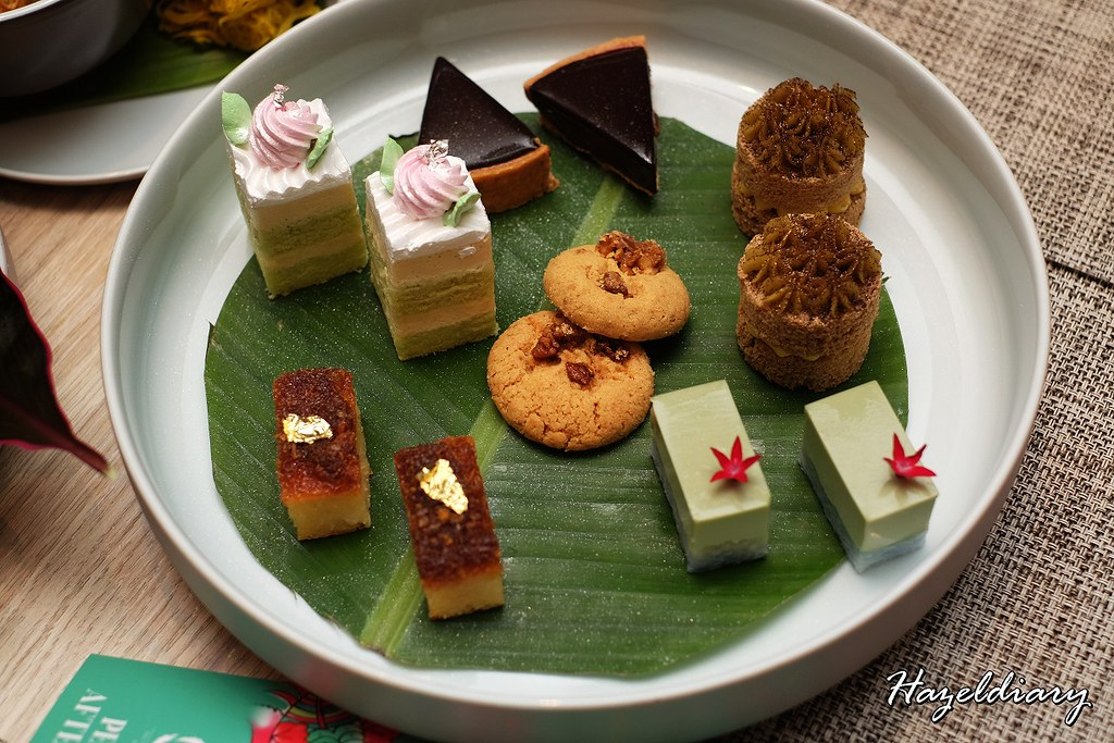 Peranakan Afternoon Tea Four Seasons and Candlenut-Kuehs