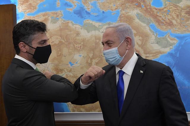 PM Netanyahu Meets UAE Ambassador