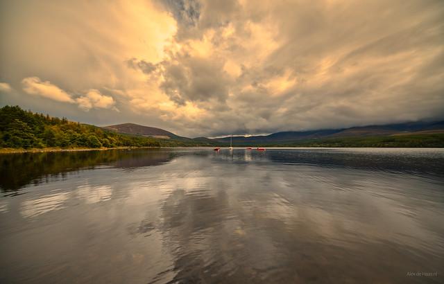 Loch Morlich, Scotland.