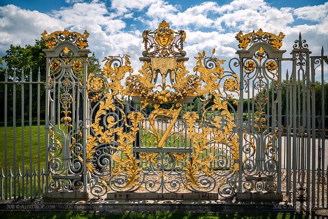 IMG_5777 - Hampton Court side gates
