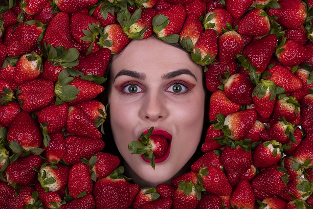strawberry madness!