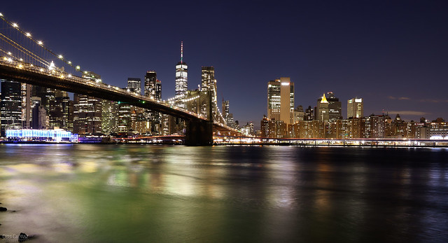 Brooklyn Bridge / New York