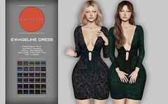 KiB Designs - Evangeline Dress @Orsy Event 9th March