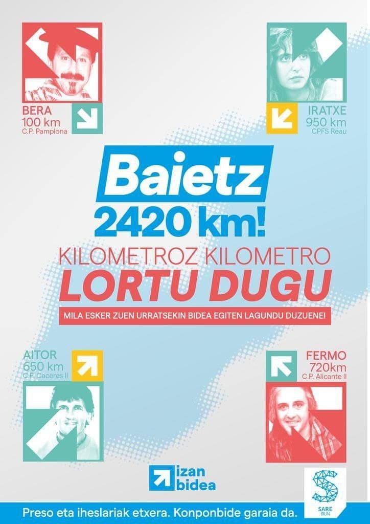 BAIETZ 2420KM