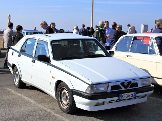 1988 Alfa Romeo 75 Twin Spark 2.0