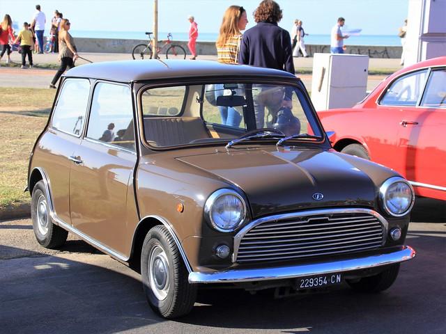 1970 Innocenti Mini Minor Mk3