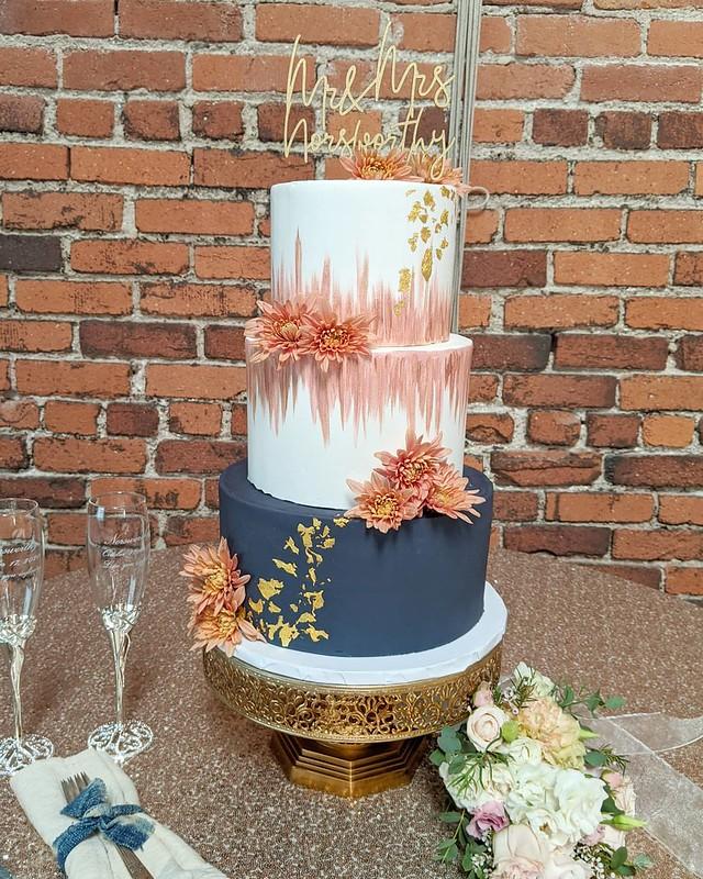 Cake by The Baby Bird Bakery