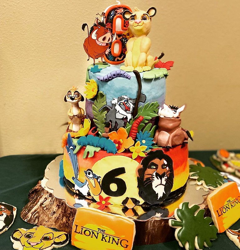 Cake by Silo Hill Bakery