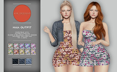 KiB Designs - Maia Outfit @4Seasons Event 8th March