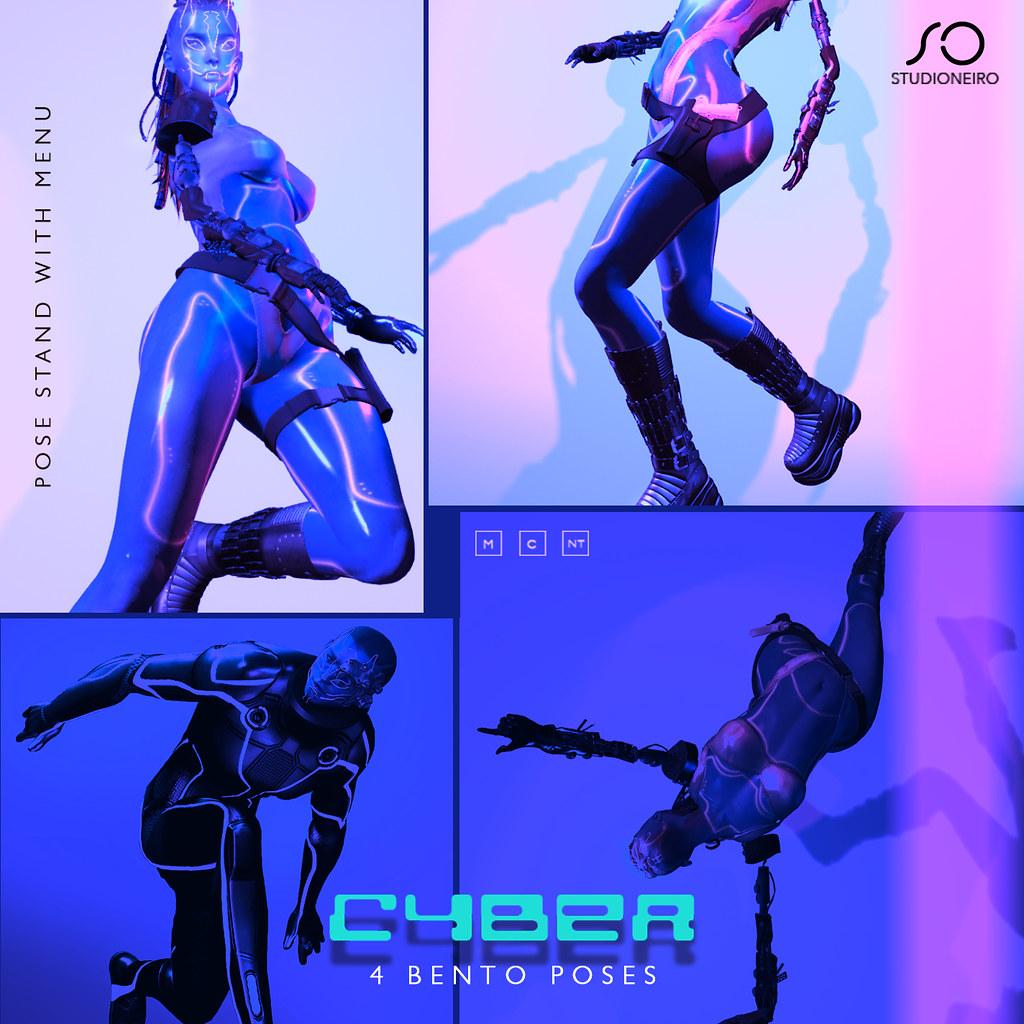 Cyber @ POSE Fair