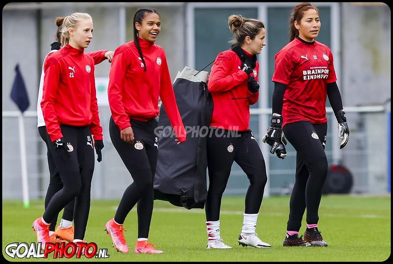 PEC Zwolle - PSV vrouwen 07-03-2021