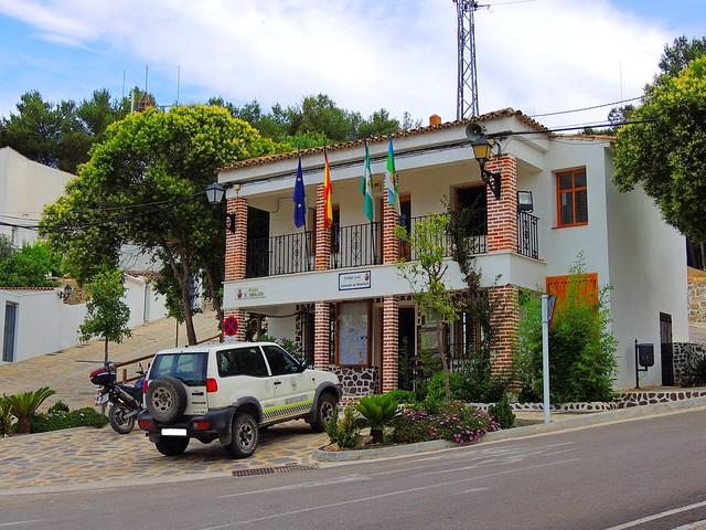 DSCN6012 Ayuntamiento de Montecorto (Málaga)