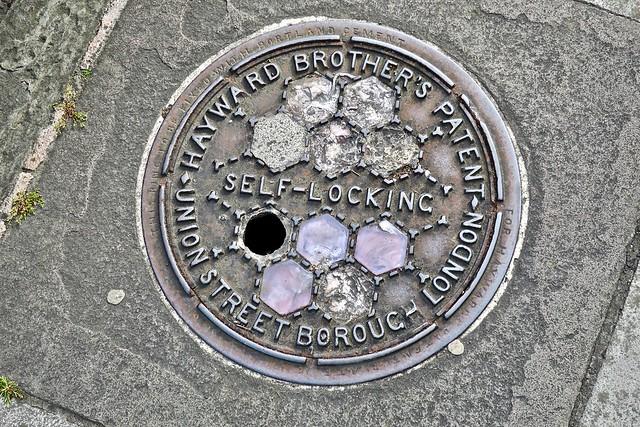 Hayward Brother's Patent, Bath, UK