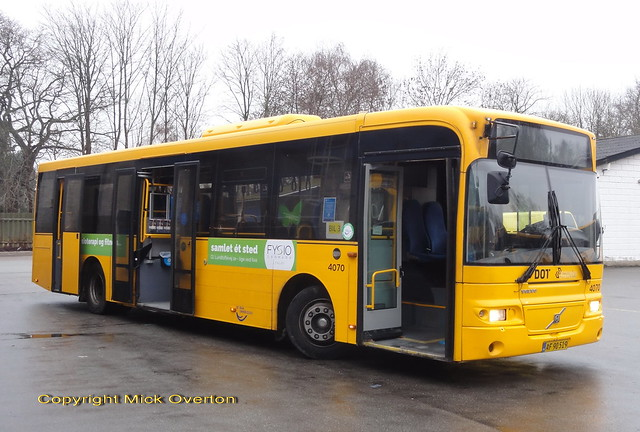 2009 Volvo B7RLE 4070 was in good condition with 1.1 million km on the clock when replaced and sold for scrap