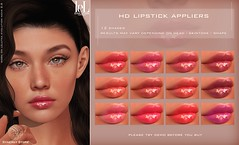 Synergy - Lelutka Lipstick Applier for EVO heads - Medona♥