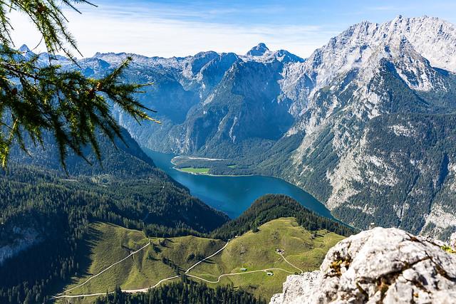 Norwegen oder Berchtesgadener Land
