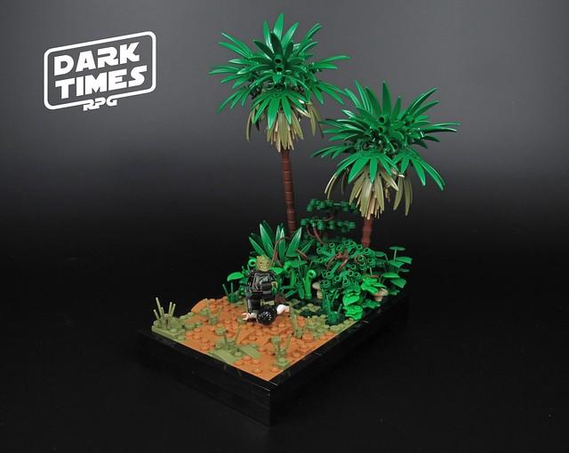 Dark Times, sigfig introduction trandoshan playground