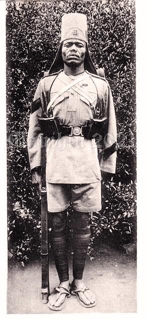 Askari, III Kings African Rifles