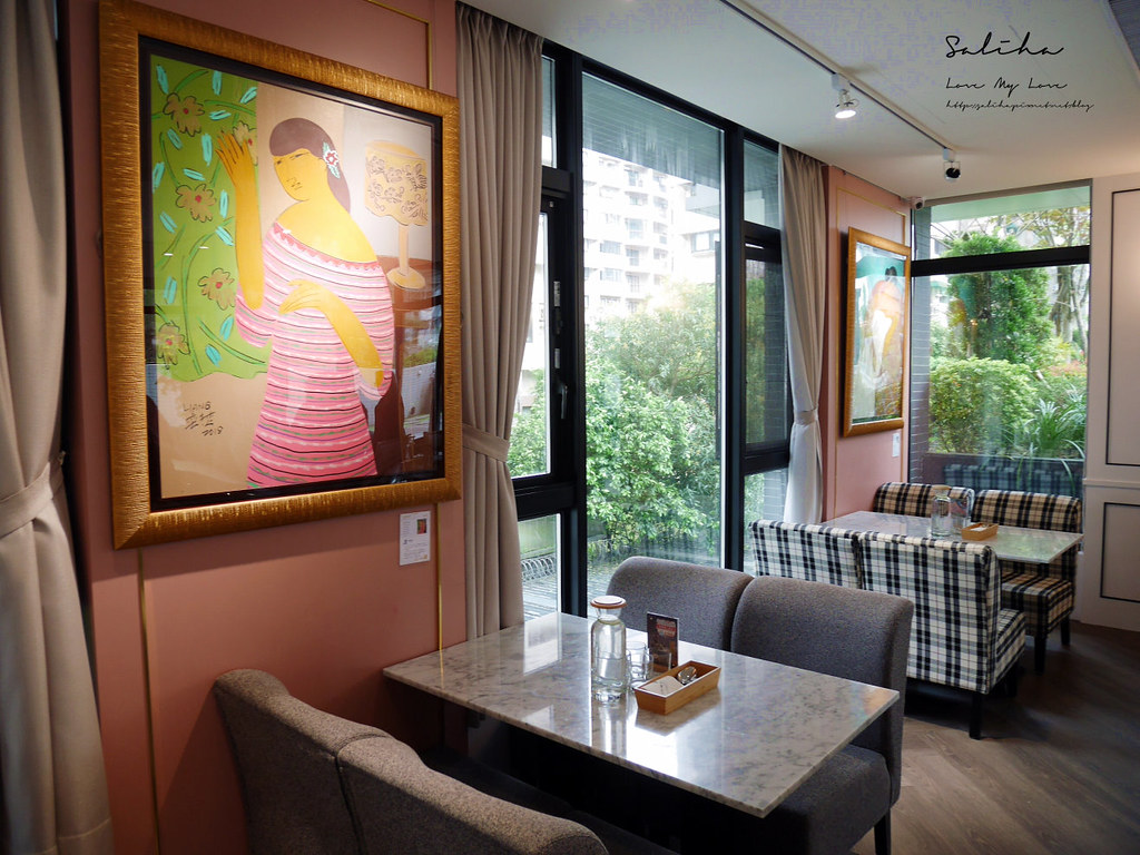 The cafe by想林口好拍餐廳一日遊景點行程推薦藝術風浪漫餐廳空中花園超好拍 (4)