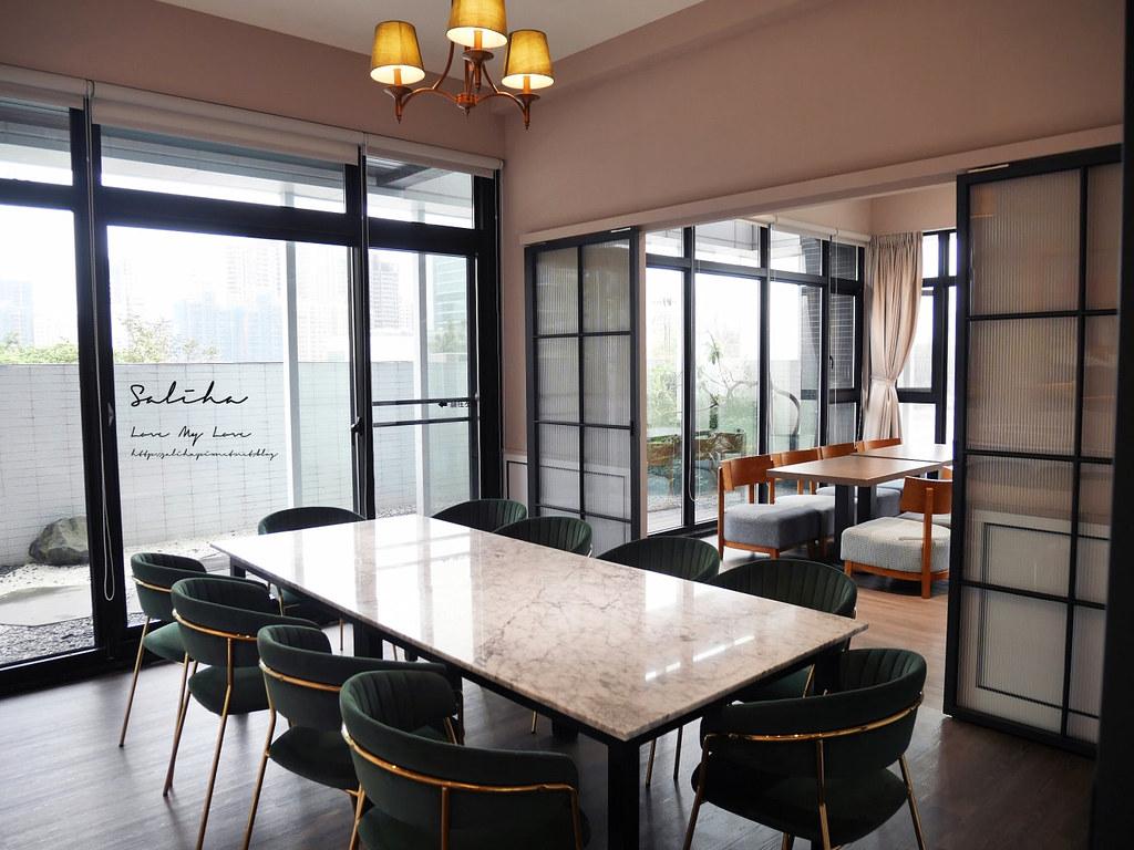 The cafe by想林口包廂餐廳推薦氣氛好浪漫約會聚餐情人節家庭聚餐林口美食