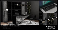 BLACK NEST / Wanderer Office Collection / Collabor88