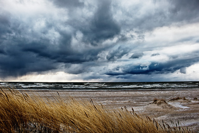 Dramatic sky. (Mar 07, 2021)