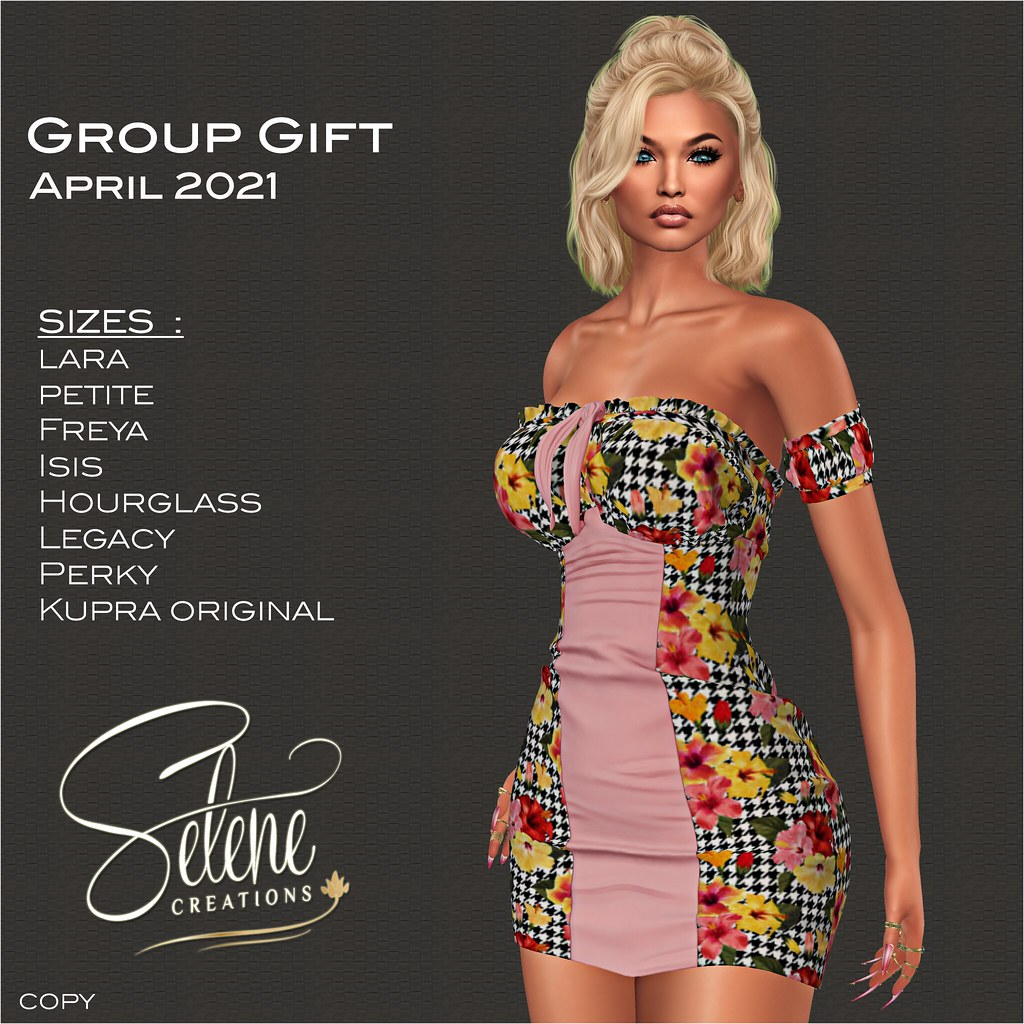 [Selene Creations] Group Gift April 2021
