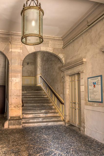 Pau Hall entrée  maison particuliére_3723-1