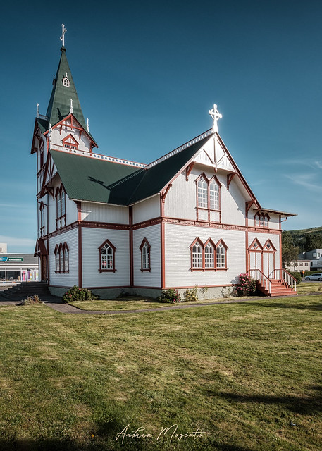 Húsavík Wooden Church (Iceland)