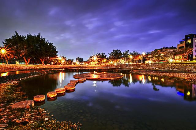 Sin-Do Eco Park, Taichung, Taiwan
