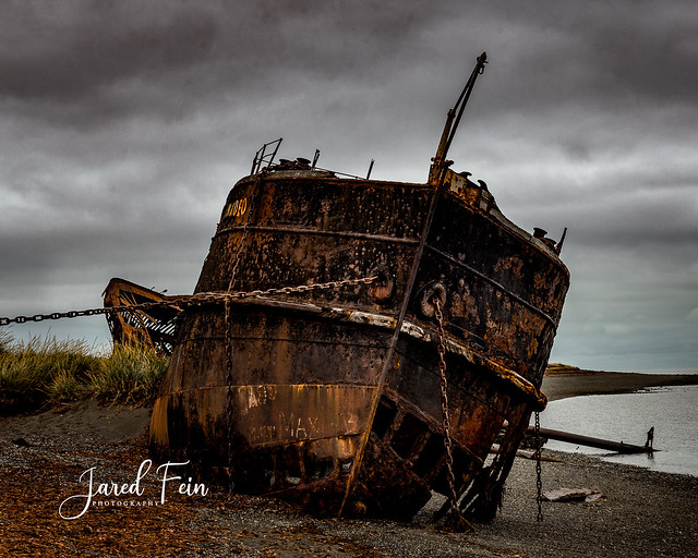 SS Amadeo Ship Wreck