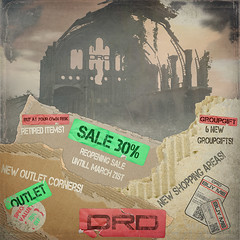 DRD - Reopening + SALE