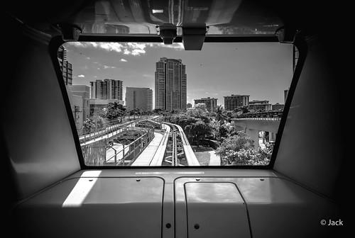 Miami mood - tube view