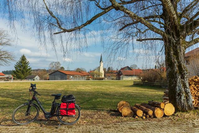 2021 Bike 180: Day 23, March 7