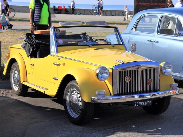 1978 Seat 850 Siata Spring