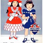 Mon, 2021-03-01 00:00 - Moeder zegt, Goed voor je! 't is, Holland-Melk, 1948