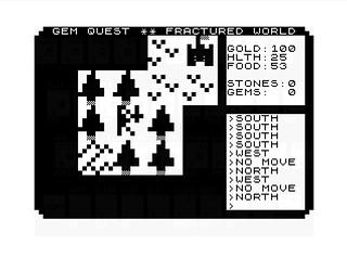 Gem Quest, Darkness Screenshot by Steven Reid, 3/07/2021