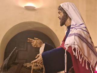 Nuestro Padre Jesús del Amor en la Sagrada Entrada en Jerusalén